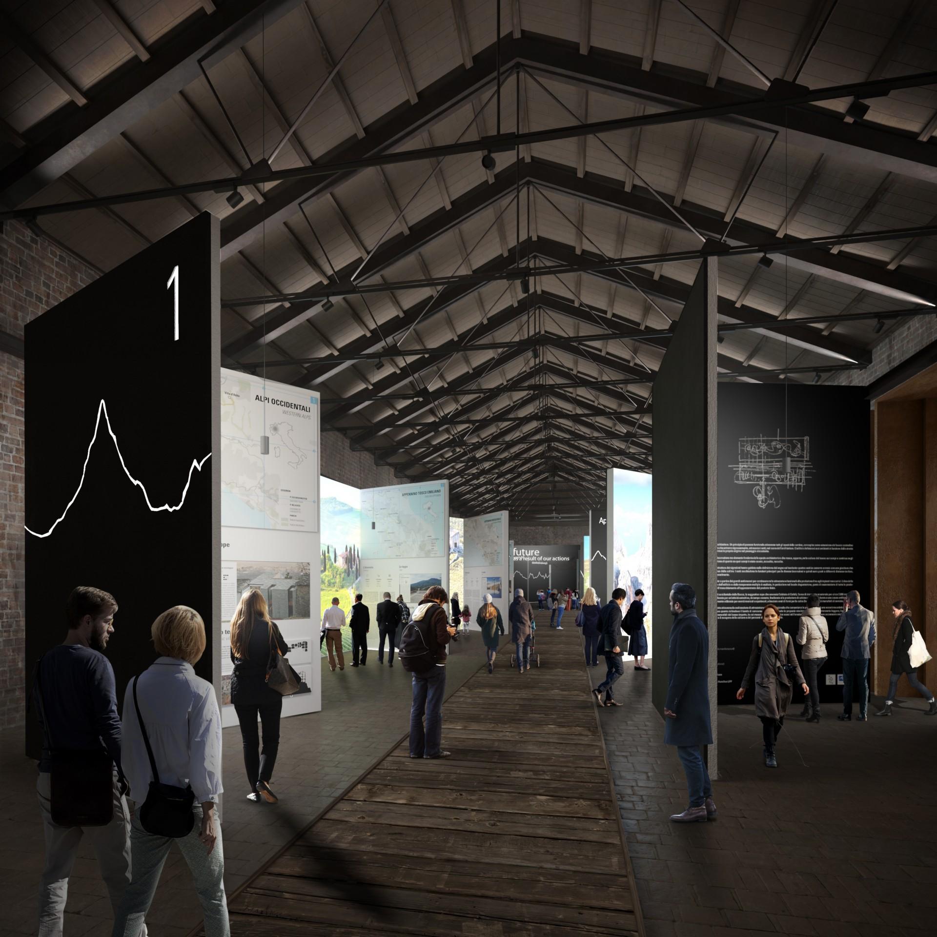 Mario cucinella e arcipelago italia alla biennale di for Biennale di architettura di venezia