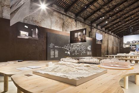 IRIS CERAMICA GROUP -SPONSOR TECNICO DEL PADIGLIONE ITALIA ALLA 16. MOSTRA INTERNAZIONALEDI ARCHITETTURA DELLA BIENNALE DI VENEZIA<br />