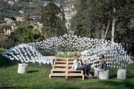 Installazioni temporanee tra natura e artificio