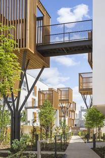 Brenac & Gonzalez Complesso Residenziale Romainville