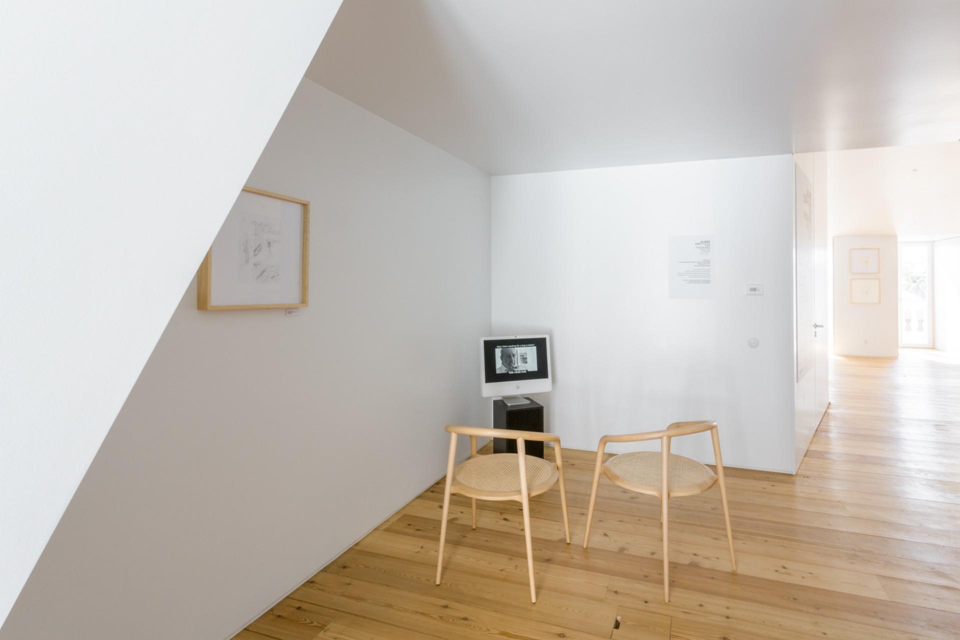 Mostra Álvaro Siza Viagem Sem Programa Lisbona