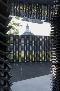 Frida Escobedo Serpentine Pavilion 2018 Londra