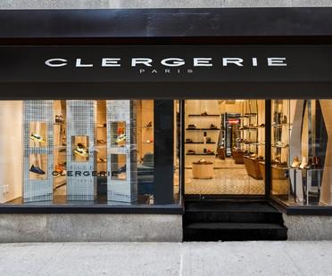 Vudafieri-Saverino Partners Boutique Clergerie a Parigi e New York