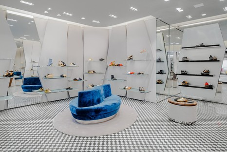 Vudafieri-Saverino Partners Boutique Clergerie a Parigi e New York