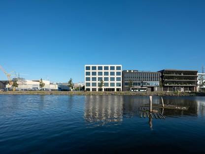 MVRDV SALT un edificio per uffici ad Amsterdam