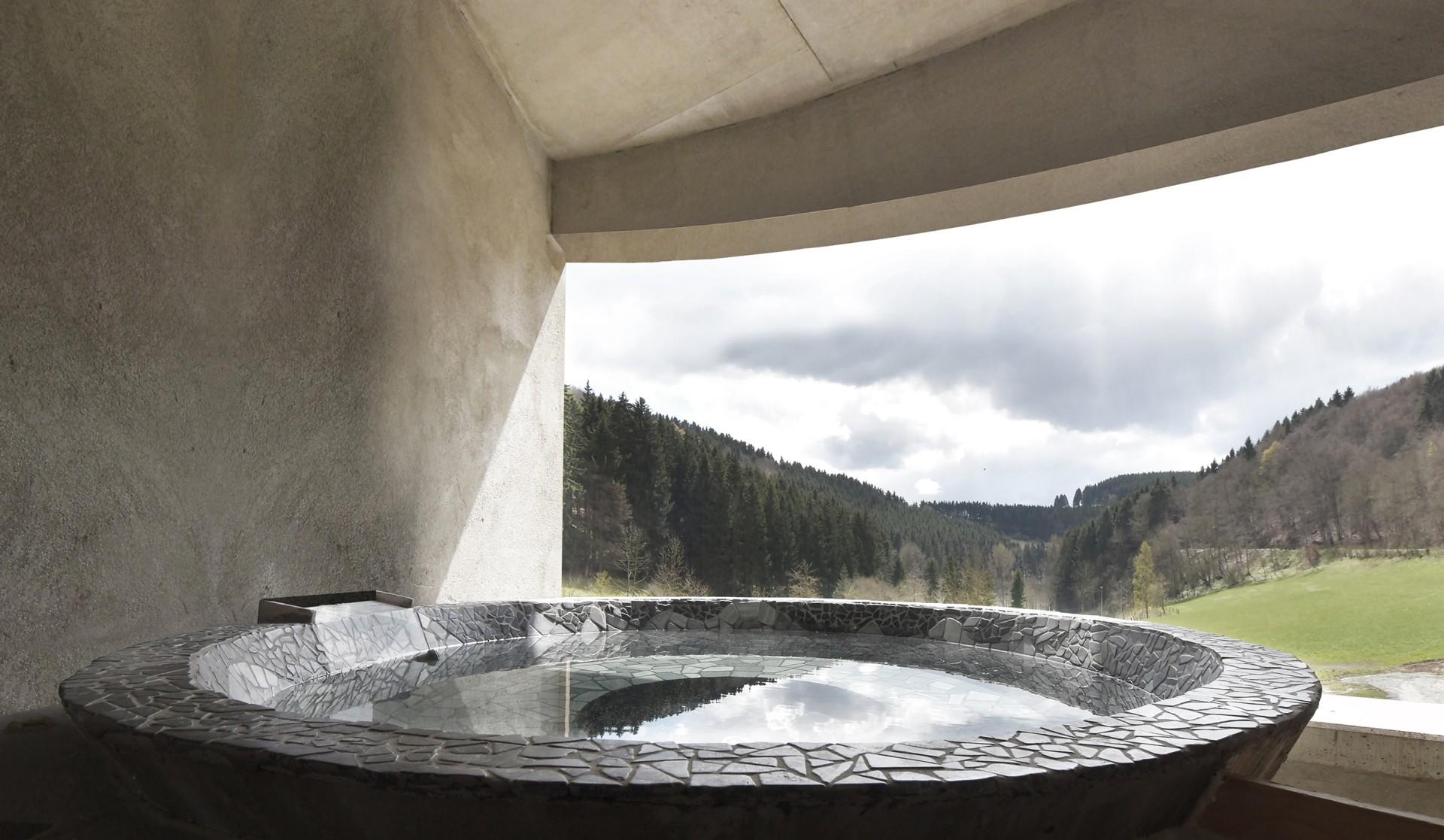 Architektur Galerie Berlin SATELLIT mostra Vita contemplativa