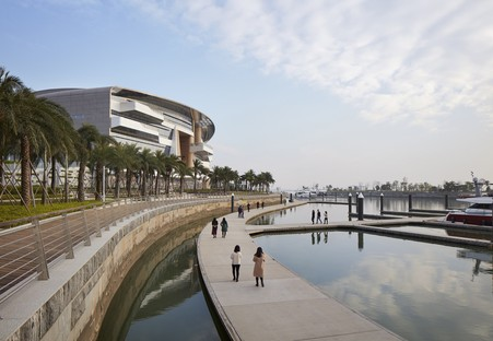 UNStudio Asia  Keppel Cove Marina & Clubhouse a Zhongshan