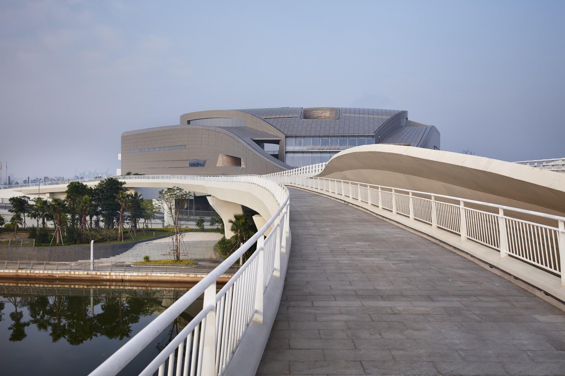 UNStudio Asia  Keppel Cove Marina & Clubhouse a Zhongshan