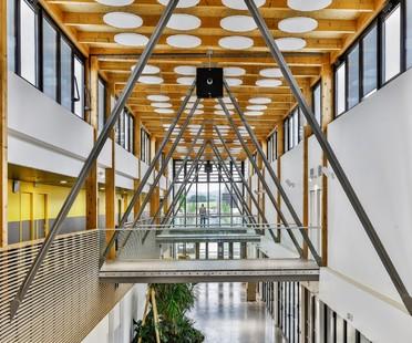 Kardham Cardete Huet Architecture Collège di Isle Jourdain