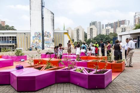 Spagna Brasile e Cina tre diversi progetti di riattivazione urbana