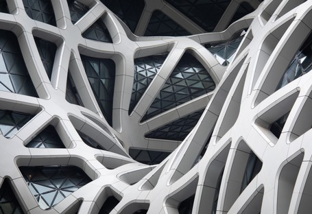 Zaha Hadid Architects Morpheus hotel at City of Dream Macao