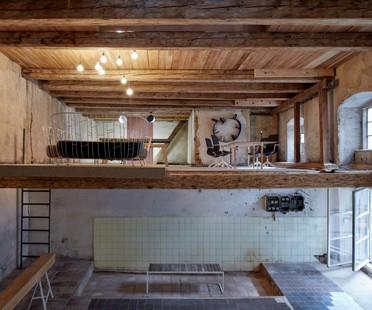 The Distillery – Social Reactor di KOGAA Studio