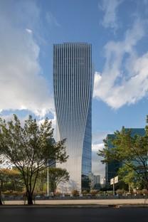 BIG completato il nuovo grattacielo Shenzhen Energy Mansion