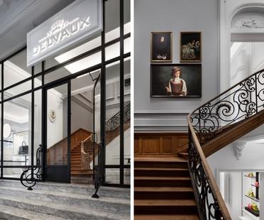 Vudafieri-Saverino Partners Boutique architettura e moda a Madrid e Bruxelles