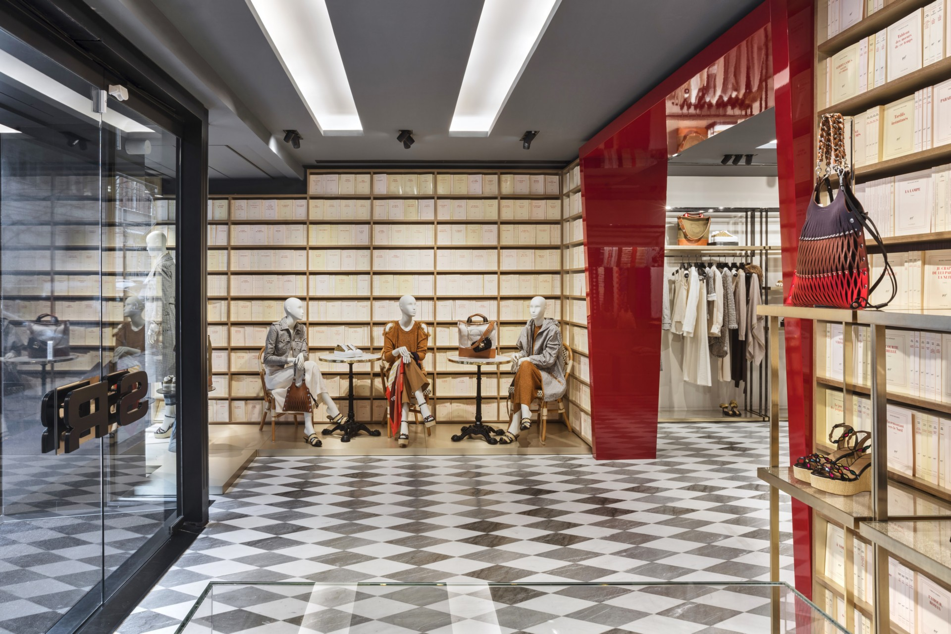 Architettura A Madrid vudafierisaverino partners boutique architettura e moda a