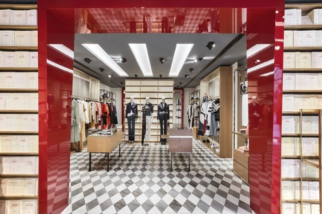 Vudafieri-Saverino Partners Boutique architettura e moda a Madrid e Bruxelles