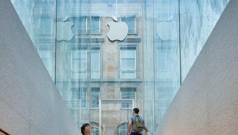 Foster + Partners Apple Piazza Liberty Milano