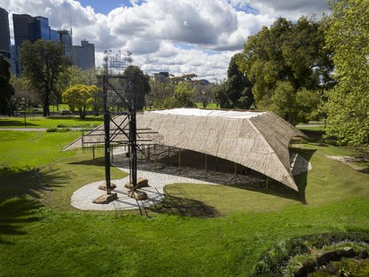 Quinta edizione MPavilion della Naomi Milgrom Foundation Melbourne