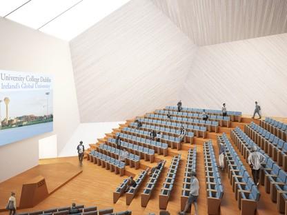 Steven Holl Architects Future Campus dell'University College di Dublino