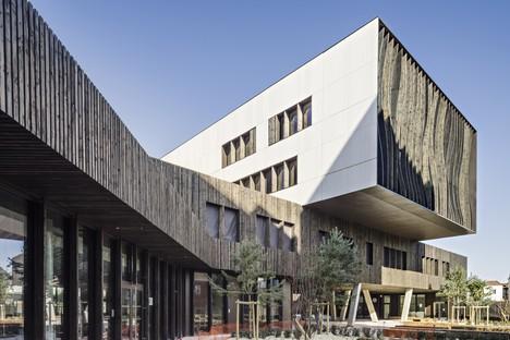 Brenac & Gonzalez & Associés Liceo La Plaine Saint Denis