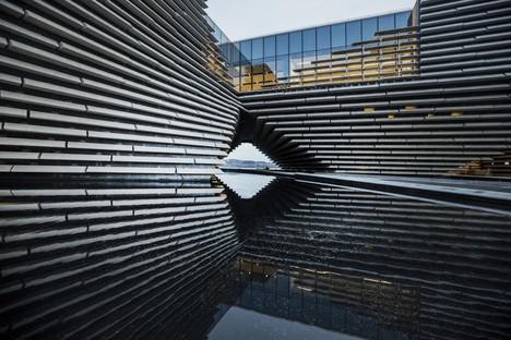 Kengo Kuma V&A Dundee Scozia