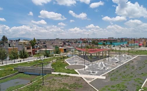 Due progetti urbani di Francisco Pardo Arquitecto in Messico