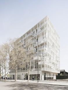 Hardel Le Bihan Social Housing a Parigi