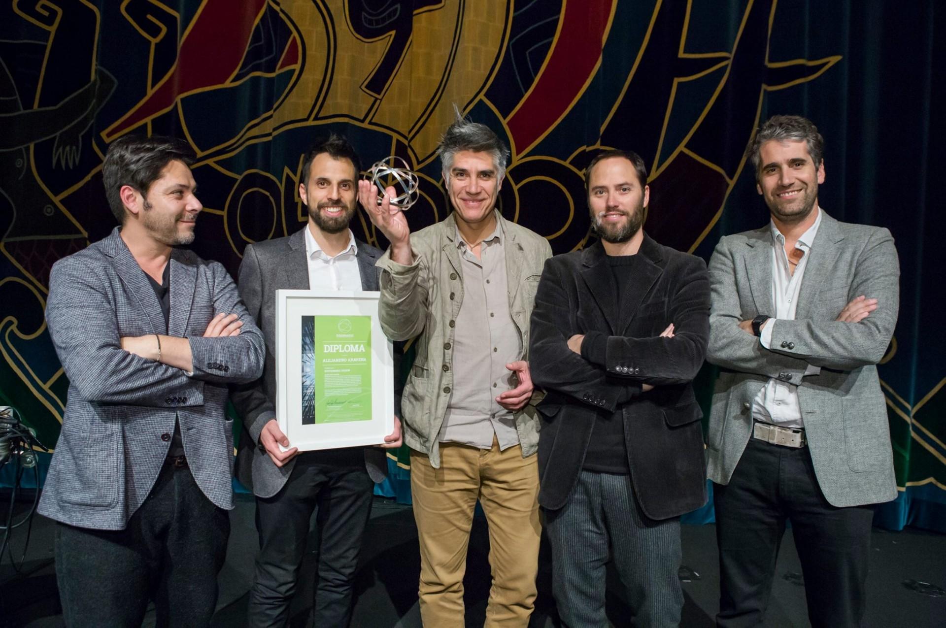 Premio Riba Charles Jencks 2018 ad Alejandro Aravena
