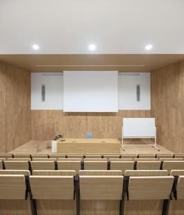 KAAN Architecten ISMO Institut des Sciences Moléculaires d'Orsay Parigi