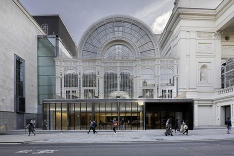 Stanton Williams Architects Royal Opera House Londra
