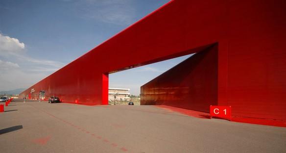 Architettura per la Cultura, Tre giornate di Architettura a Pistoia