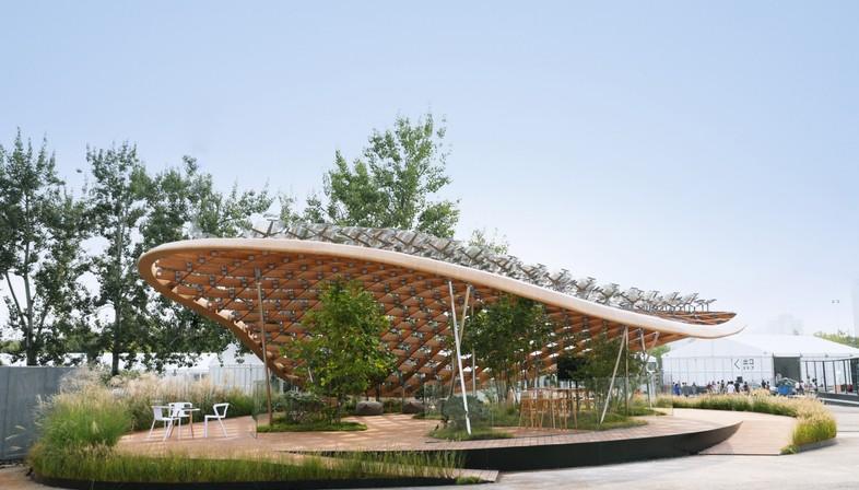 Living Garden la casa del futuro di Ma Yansong e MAD Architects
