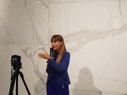 Iris Ceramica Group al Cersaie 2018 Novità e Pollution