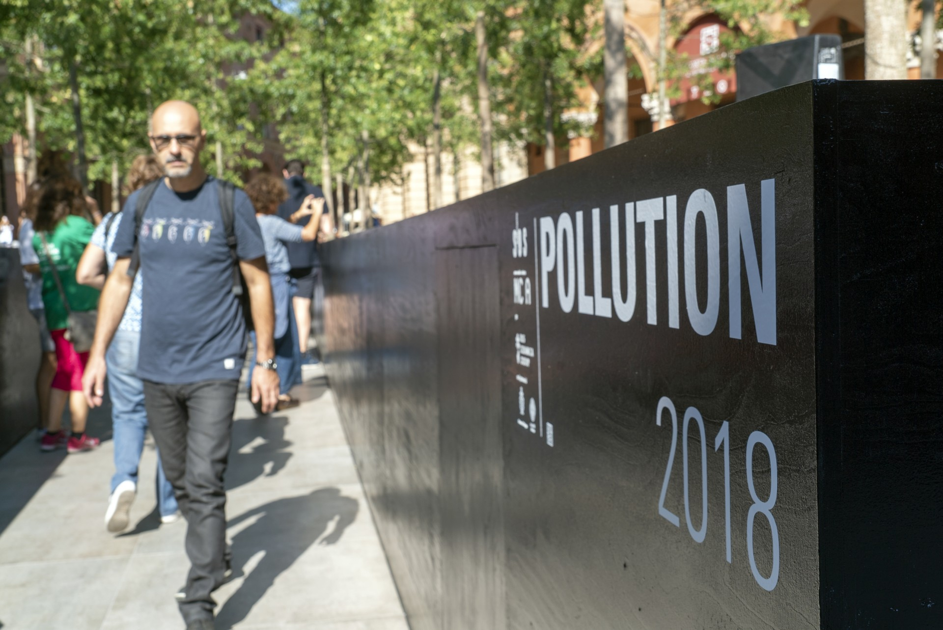 Iris Ceramica Group al Cersaie 2018 Novità e Pollution