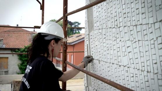 Fiandre e Zanutta SpA per la Scuola Mosaicisti del Friuli