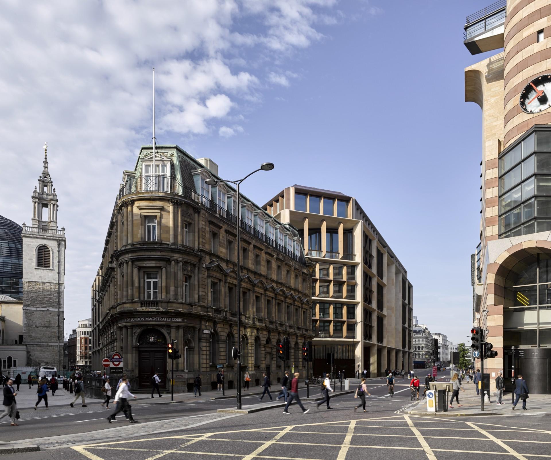 Velocità dating Bank London