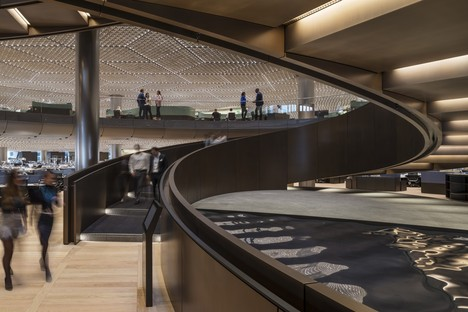 RIBA Stirling Prize 2018 a Bloomberg di Foster + Partners