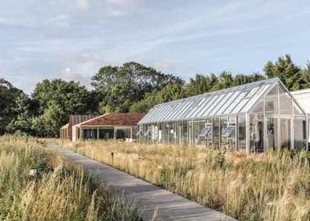 BIG Bjarke Ingels Group progetta un villaggio ristorante