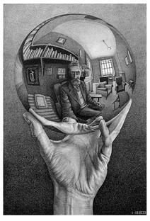 Mostra Escher al PAN Palazzo delle Arti di Napoli