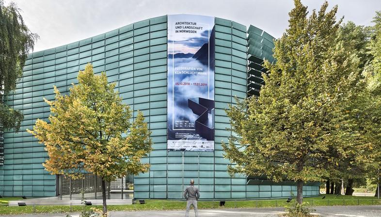 Mostra Ken Schluchtmann Architettura e paesaggio in Norvegia