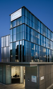 PARK Associati Engie Headquarters ripensare un edificio alla Bicocca