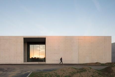 KAAN Architecten Crematorio Siesegem ad Aalst Belgio
