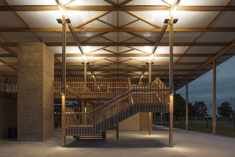 RIBA International Prize 2018 al Children Village studio Aleph Zero e Rosenbaum