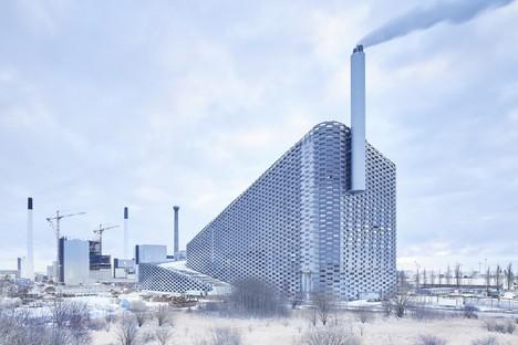 A Copenaghen il termovalorizzatore del futuro un progetto di BIG