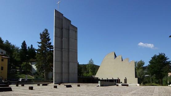 La lunga storia della chiesa di Alvar Aalto a Riola