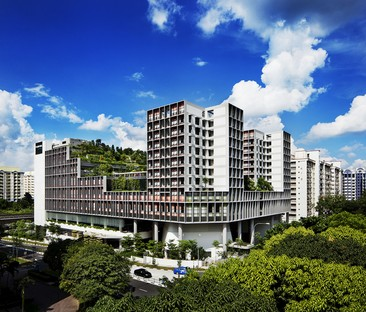 World Building of the Year Award 2018 è Kampung Admiralty di WOHA
