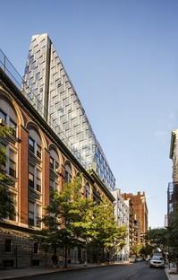 35XV un grattacielo con paillette a Manhattan di FXCollaborative