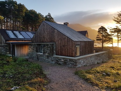 Lochside House di Haysom Ward Miller Architects è la casa dell'anno per il RIBA