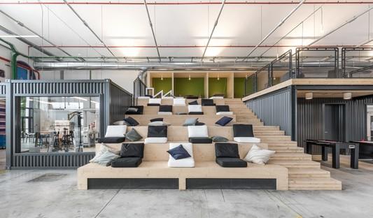 DEGW di Lombardini22 firma l'Innovation Factory Electrolux