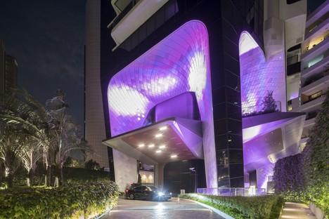 Singapore completata The Scotts Tower di UNStudio